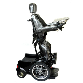 New products cheapest modern automatic stand up wheelchair power lift up reclining electric wheelchair for handicapped