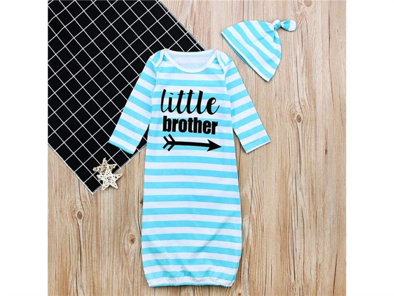 f409b046f6 Get Quotations · Zehaer Night Sleeping Bag Children Sleeping Bag English  Alphabet Sleepsacks Long Sleeve Stripe Sleepwear for 3
