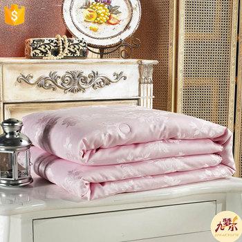 China Manufacturer 3d Quilt Indian Silk Bedding Set