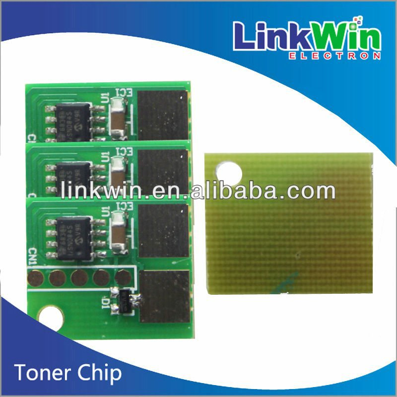 2013 new color Laser color toner chip for Lexmark E220 E321 323laser printer toner chips