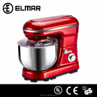 New High quality 5L 1200W multifunction stand mixer /dough mixer /food processor kitchen small appliance 110V-22V