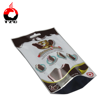 customized freeze dried ice cream sandwich packaging bag
