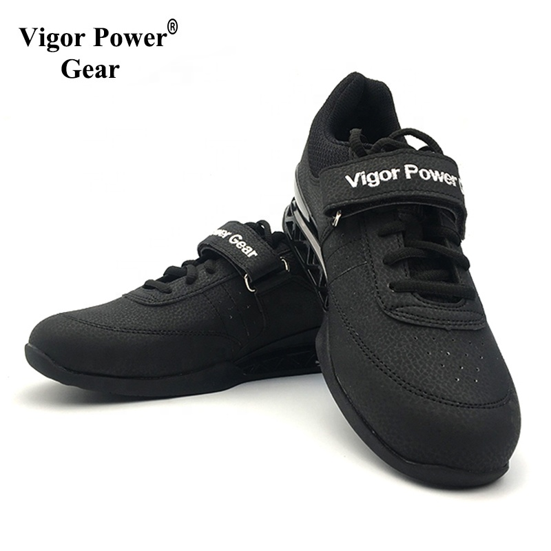 Vigor Power Gear High Quality <strong>Weight</strong> Lifting Shoes Squat Shoes For <strong>Weight</strong> Lifting Exercise Training
