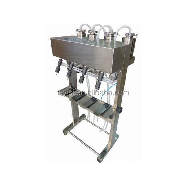 electrical pumping filler,liquids filling machine,density water bottling equipment for perfume,beverage milk and other foods