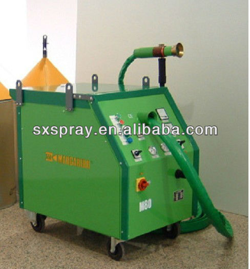 Stainless Stainless Steel Ceramic Arc Spray Machine For metal Spray Paint Coating Equipment