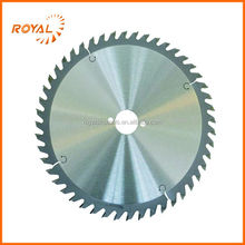 TCT circular saw blades for aluminium cutting