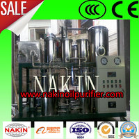 Used Edible Cooking Oil Filter Machine,Vacuum Oil Recycling Machine