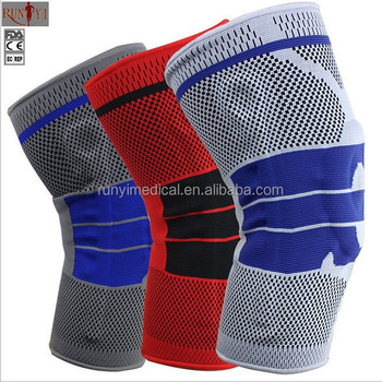 1d31a5b3d2 Weightlifting Nylon Silicon Knee Sleeve - Buy Nylon Silicon ...