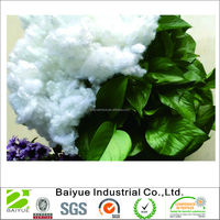 factory made 100% recycled polyester staple fiber