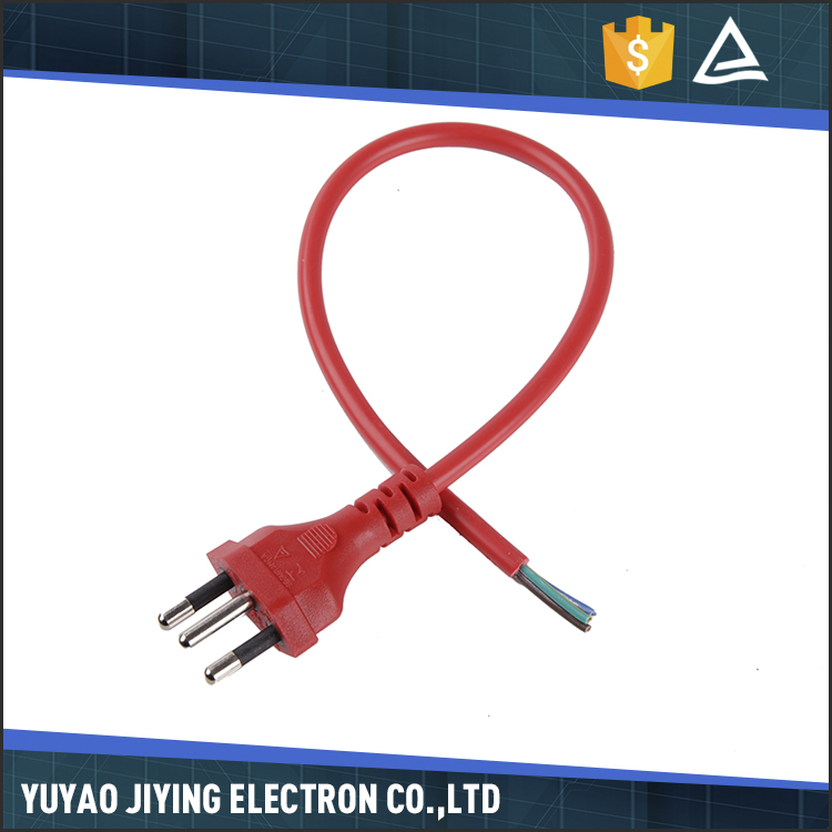Factory sale main product newest brazil power cord