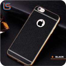 Semi PU retro Leather Skin Holder Case with Card slots Plus Ultra thin Phone Cover