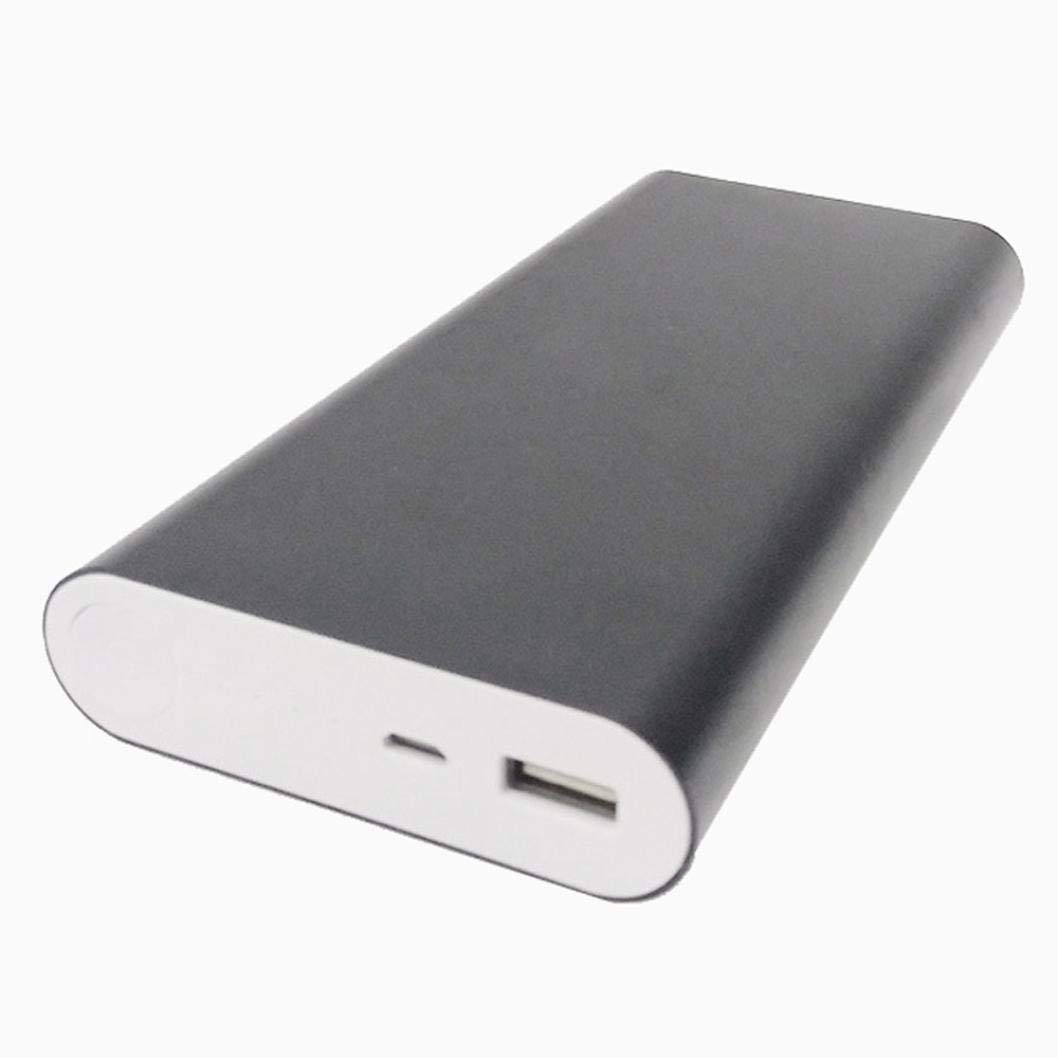 Dressffe Power Bank Battery Charger Case Box 5V 2A USB 8X 18650 DIY Portable Battery Charger Holder Kit Power Bank Case Box