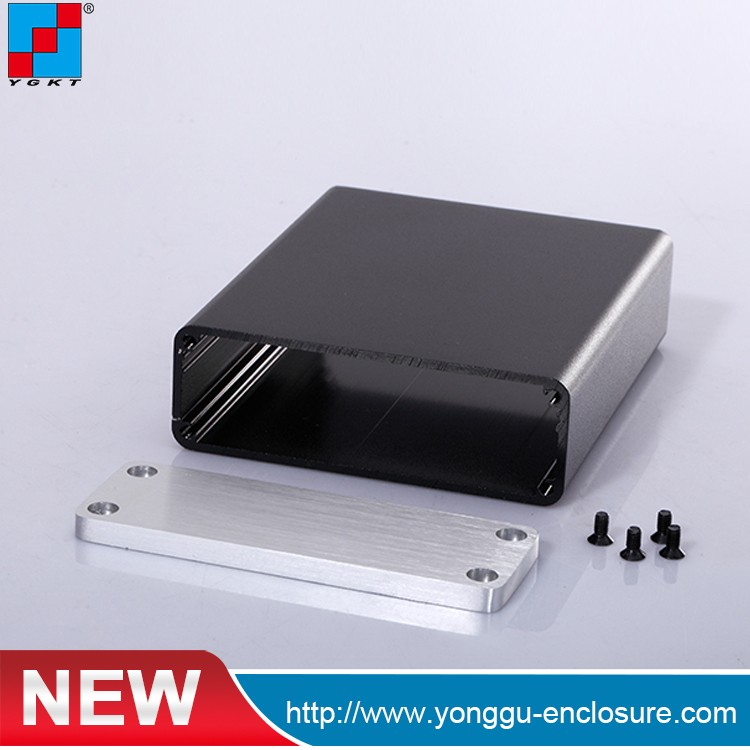 It Plate Aluminum Enclosure , Chassis Aluminum Enclosure