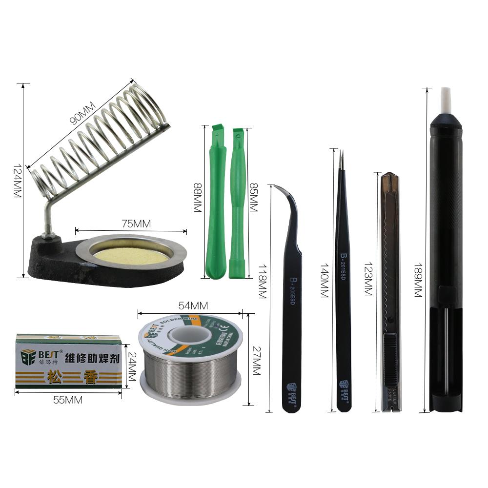 China Pcb Tool Wholesale Alibaba Professional Circuit Board Repair Kit In Esdsafe Case Kits