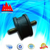 natural silicone rubber damper with screw for running machine