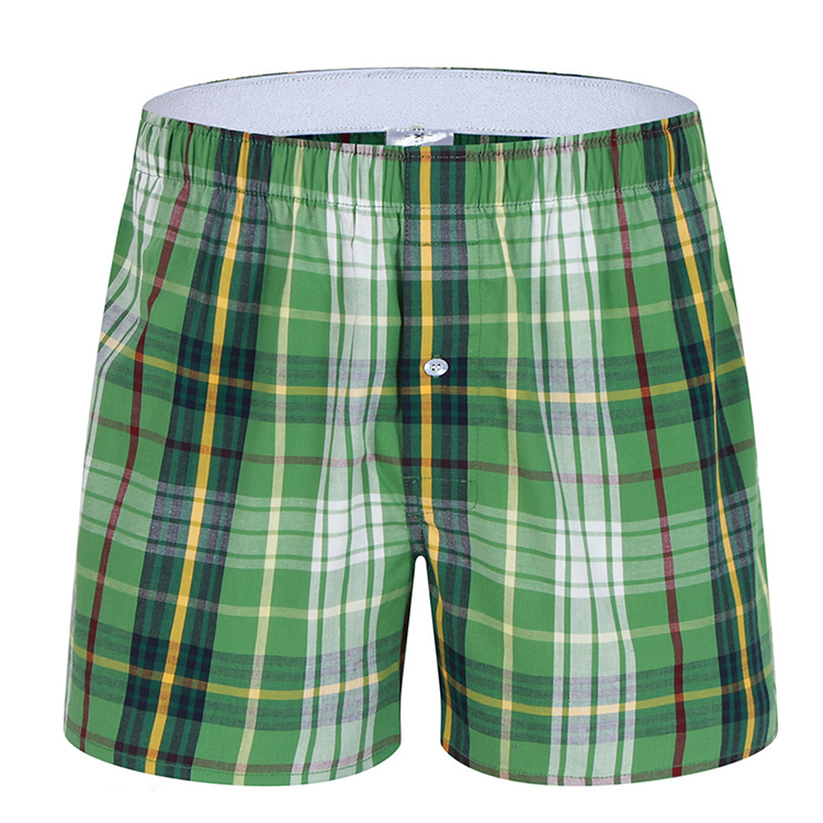<strong>Boxer</strong> <strong>Briefs</strong> <strong>for</strong> <strong>Men</strong> Woven Cotton <strong>Mens</strong> Male Comfortable Underwear Arrow Shorts <strong>Boxers</strong>