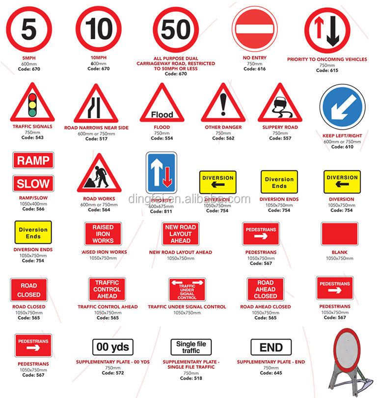street traffic sign wall decals octagon traffic sign buy octagon