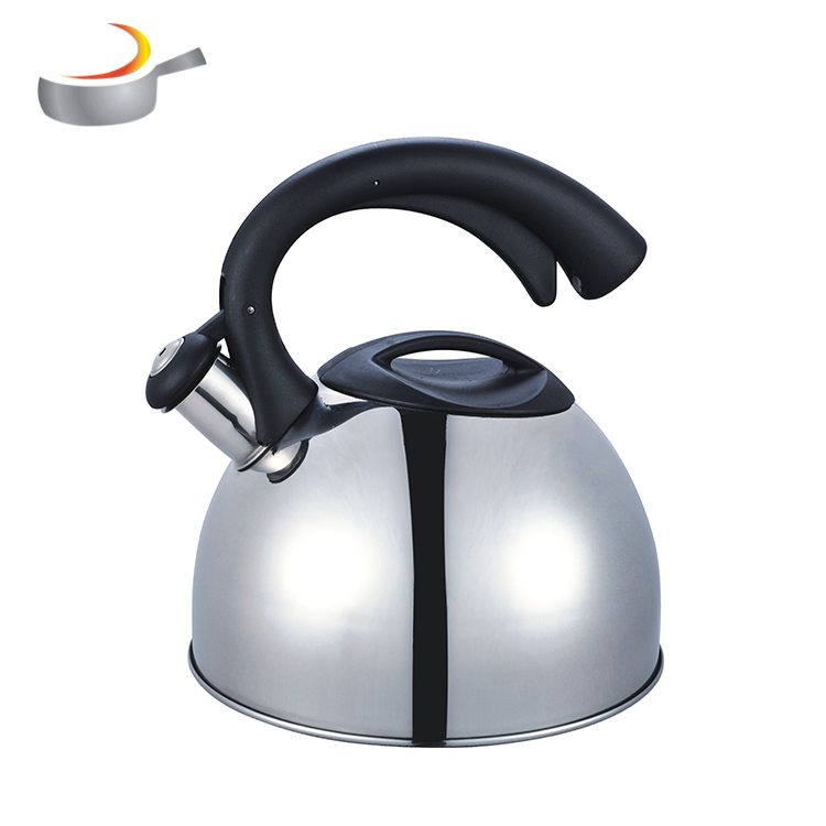 High quality Stainless Steel double tea pot kettle set whistling kettle water