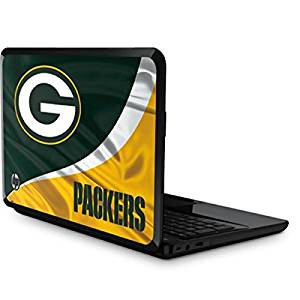 NFL Green Bay Packers Pavilion G6x Skin - Green Bay Packers Vinyl Decal Skin For Your Pavilion G6x