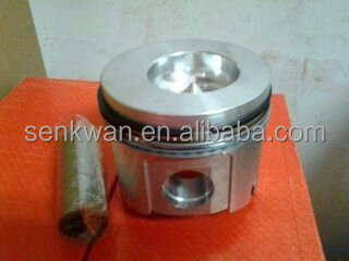 Excavator parts 4TNV94 engine piston.