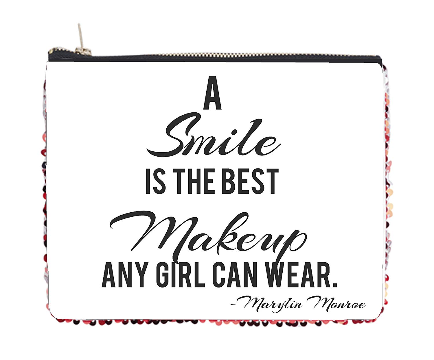 Buy Foxnovo Quota Smile Is The Best Makeup Any Girl Can Wear