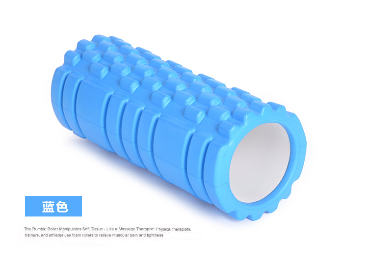 Customized Logo Exercise Massage Muscle Foam Roller