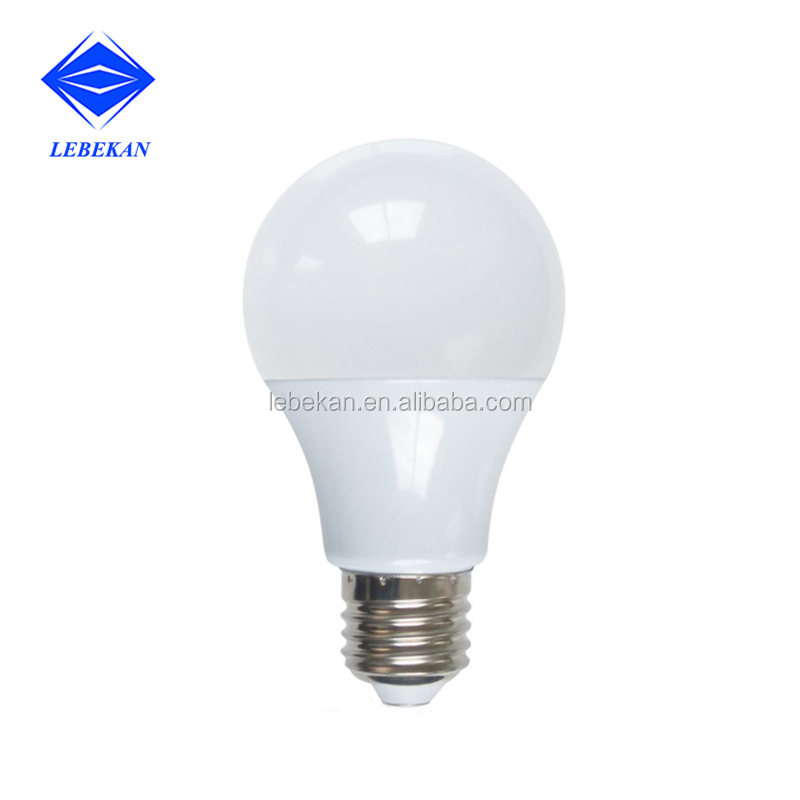 Perfect Quality E27 led light bulb lamp with motion sensing
