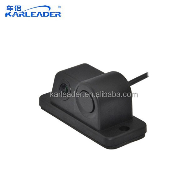 Intelligent Distance-measuring Visual Car Rear View Camera Parking Sensor System