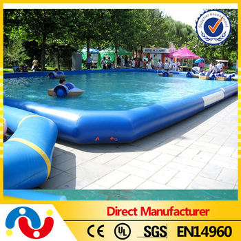 Above Ground Inflatable Pool