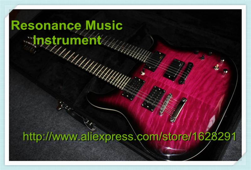 中国 ダブルネックギターキット 卸売業者からのオンライン 卸値での ダブルネックギターキット 購入