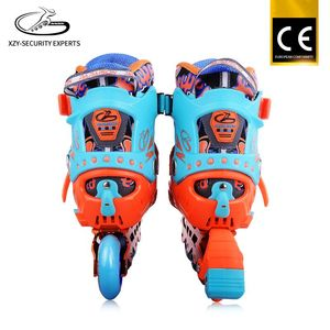 ABEC-7 Fashion PU 4 Wheels 76mm Wheel Led light Inline Skate Shoes With Fashion Style for the youth