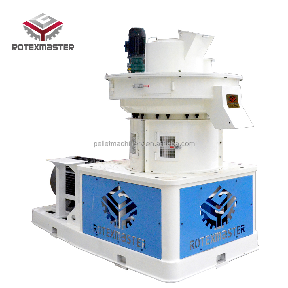 Biomass bentonite cat litter pellet machine /Ring die bentonite cat litter pellet machine