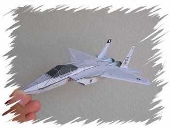Origami F 15 Jet Easy tutorial. Paper Plane F15 . Flying model ... | 263x350