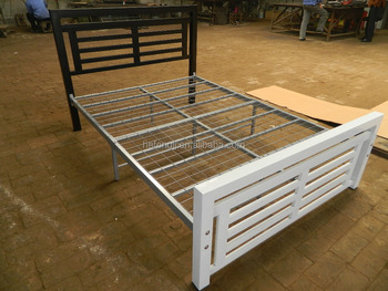 New Model Beds : 2016 New Model Metal Frame Bed With Strong Construction - Buy Bed ...
