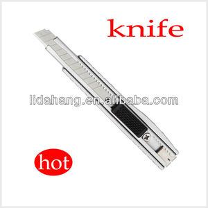 [2013 Newest] LDH-B233 Automatic Lock Utility Ballistic Knife For Sale