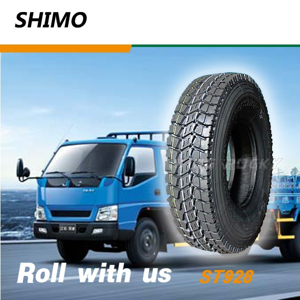 Truck and Bus Tire Manufacturer high quality truck tyre 750R16 11.00R20 ST928