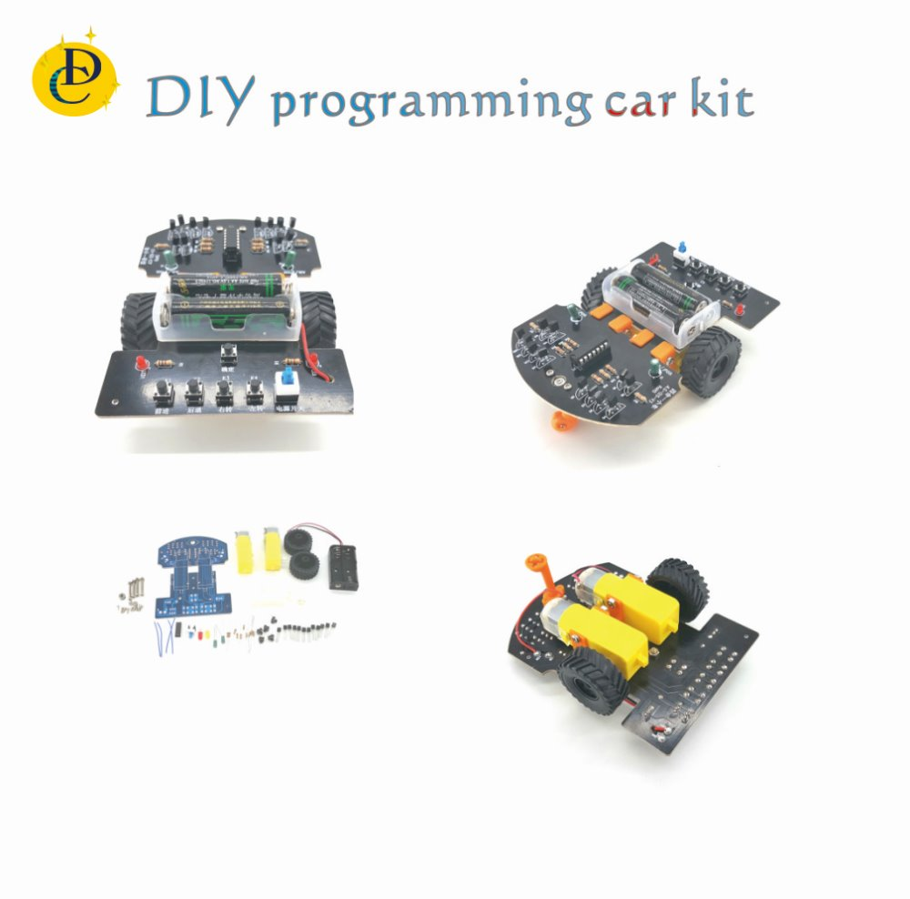Kids Programming Robot Diy Electronic Kits Buy Circuit For Kitsdiy Program Kitseducational Kit