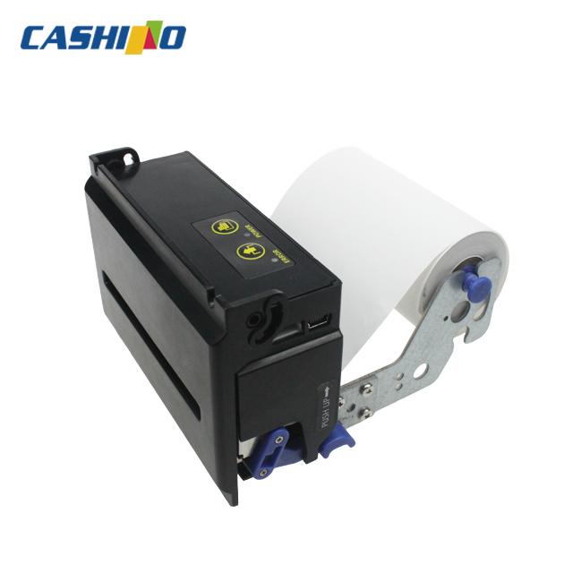 Kiosk printer 80mm embedded serial thermal printer KP-347 фото