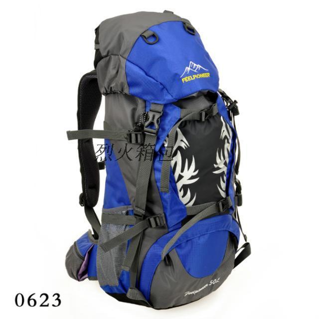 waterproof Nylon sport bags Camping Hiking Climbing Trekking travel backpack men women Outdoor Military Tactical Backpack