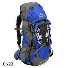 waterproof Nylon sport bags Camping Hiking Climbing Trekking travel backpack men women Outdoor Military Tactical Backpack 50L