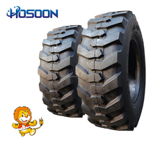 cheap tires in china skid steer tire 10-16.5 tractor tire 15-19.5