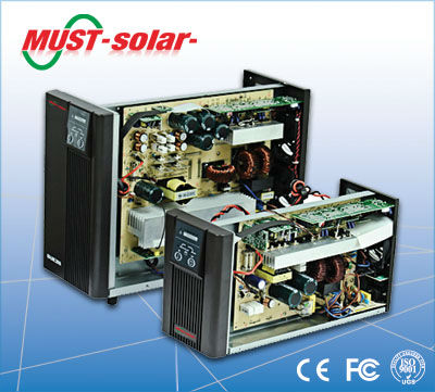 <MUST Solar>9AH battery high quality 1k ups Online UPS manufacturers
