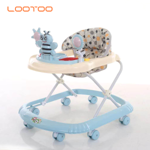 Trade Assurance 2019 Music Baby Walker With Rocker baby walkers popular in canada
