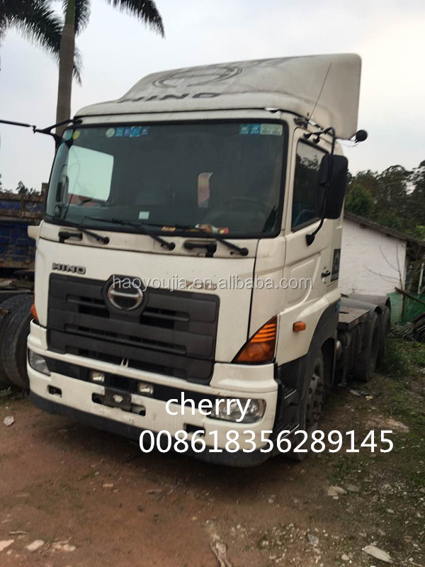 hino 700 trailer head for sale
