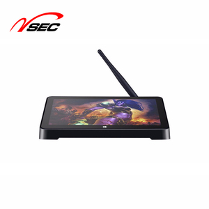 7inch IPS Touch Screen Android Win10 OS Intel Cherry Trail Smart TV Box All In One Mini PC