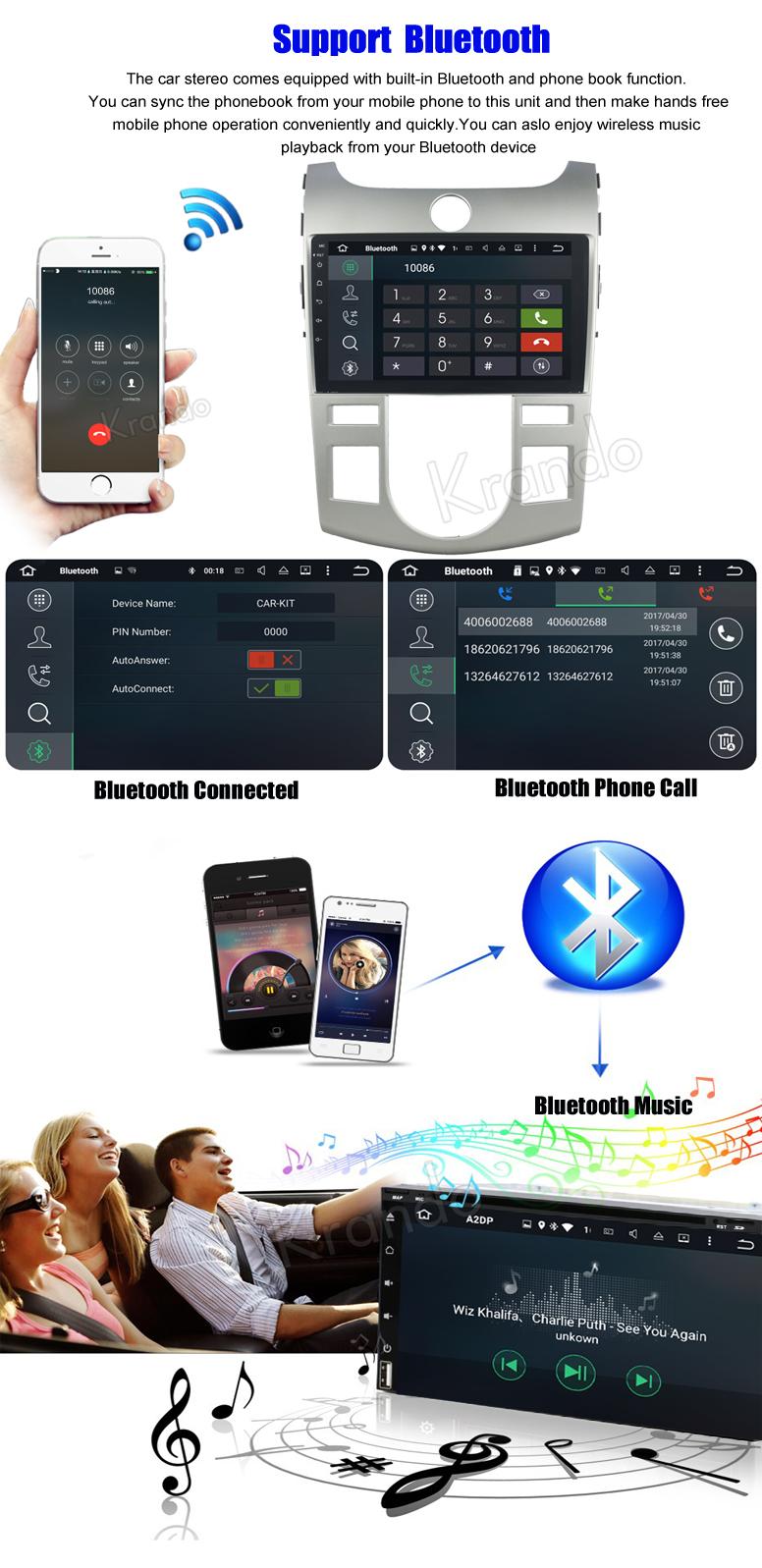 for kia cerato android
