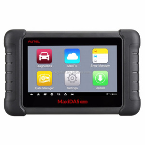 wholesale Autel MaxiDAS DS808 auto car diagnosis machine update from autel DS708 scanner