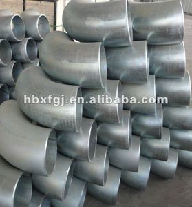 PIPE FITTING JIS2311 ELBOW 90DEG SGP SEAMLESS
