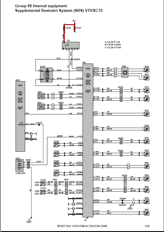 Volvo Wiring Diagrams on Volvo S60 Radio Wiring Diagram