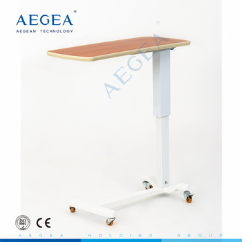 AG-OBT010 adjustable competitive hospital over bed table